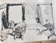 00029-Picturale-a-sketch-a-day-Els-v-A