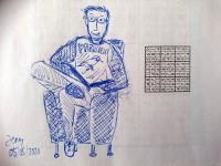 00042-Picturale-a-sketch-a-day-Jenny-v-N