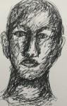 00146-Picturale-a-sketch-a-day-Marie-José-1a