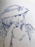 00161-Picturale-a-sketch-a-day-Mieke