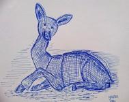 00203-Picturale-a-sketch-a-day-Jenny-v-N