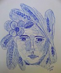 00238-Picturale-a-sketch-a-day-Jenny-v-N