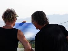 SCHILDERVAKANTIE Italië Le Marche okt 2014 cursisten ah werk 10